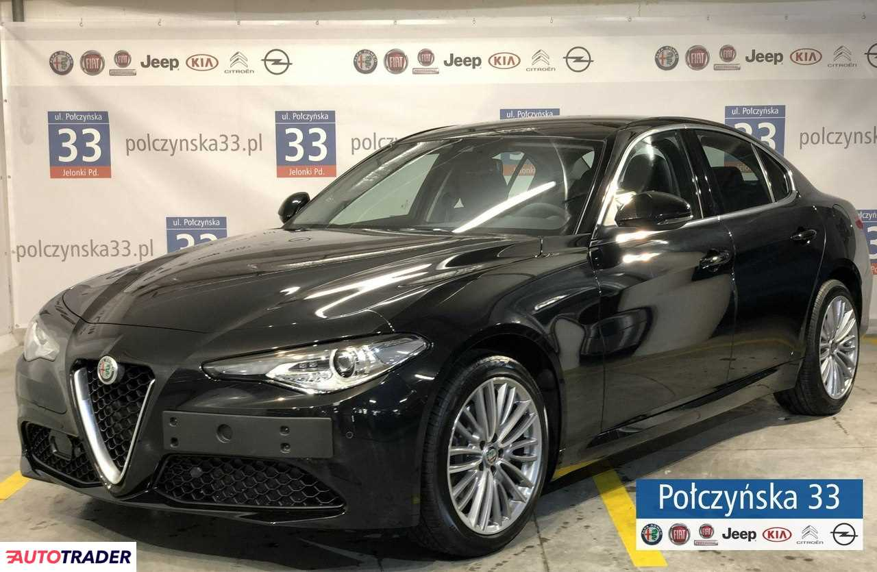 Alfa Romeo Giulia 2019 2 200 KM
