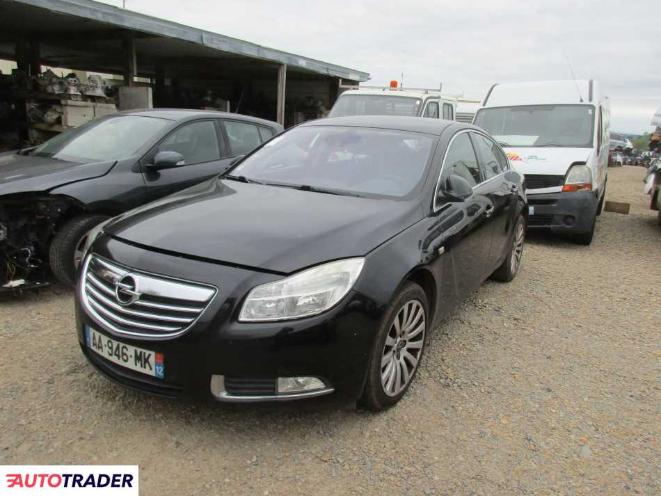 Opel Insignia 2009 2 130 KM