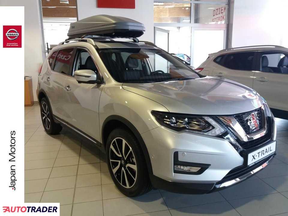 Nissan X-Trail 2019 1.3 160 KM