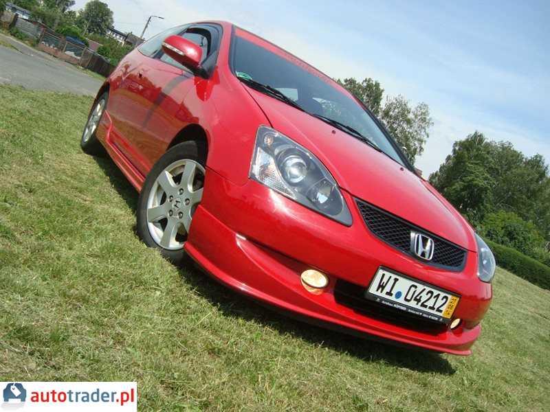 Honda Civic 2005 1.4 90 KM