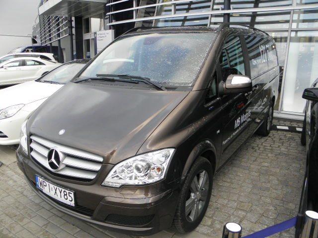 Mercedes Viano 2012 3 220 KM