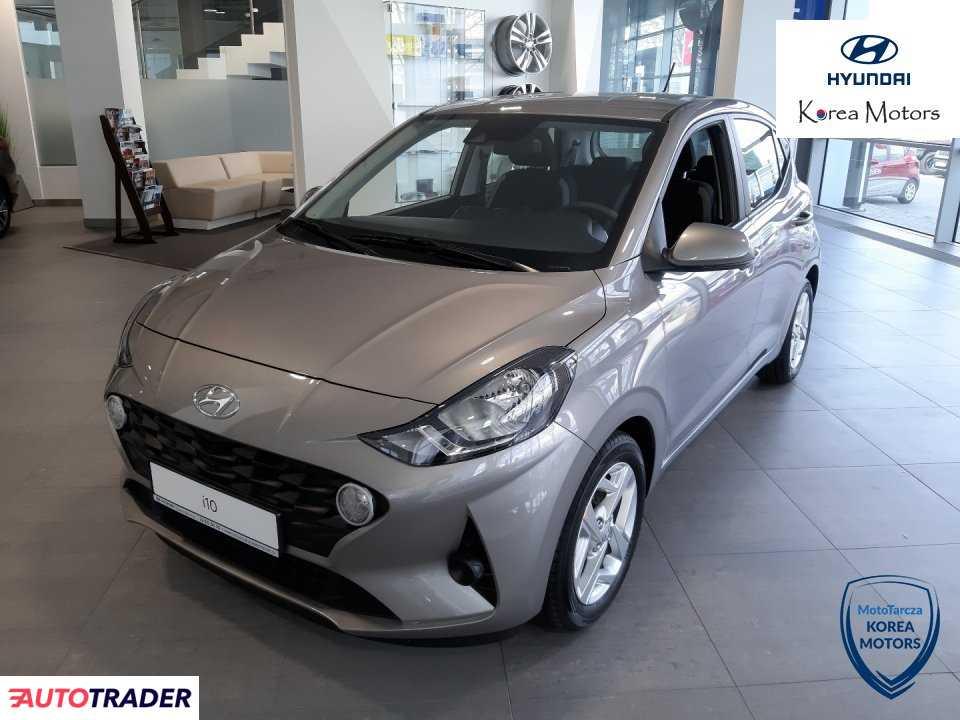 Hyundai i10 2019 1.0 67 KM