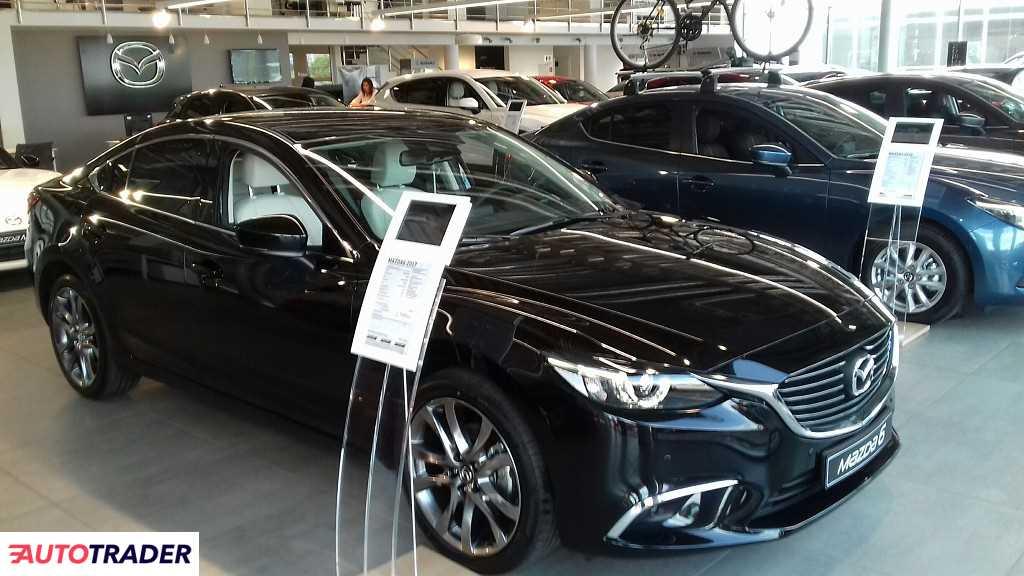 Mazda 6 2018 2.0 145 KM