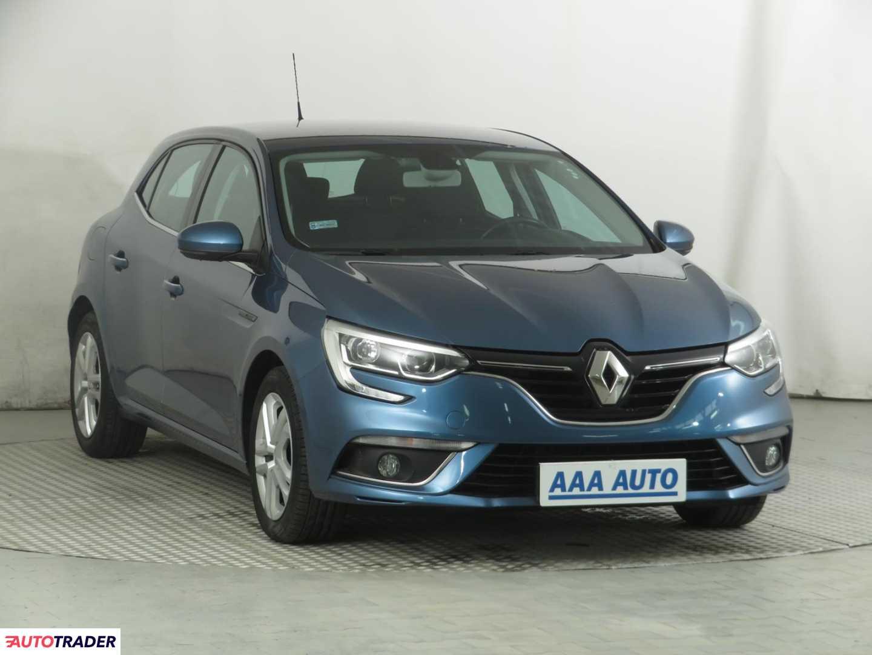 Renault Megane 2016 1.6 112 KM