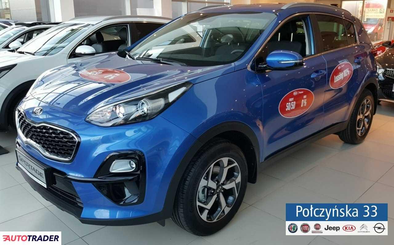 Kia Sportage 2019 1.6 132 KM