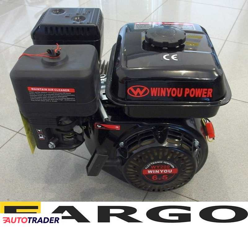 Silnik WY200 6,5KM stożkowy do agregatu