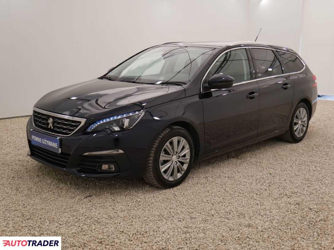 Peugeot 308 2019 1.5 130 KM