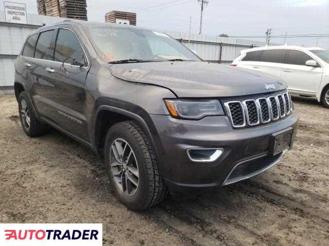 Jeep Grand Cherokee 2017 3