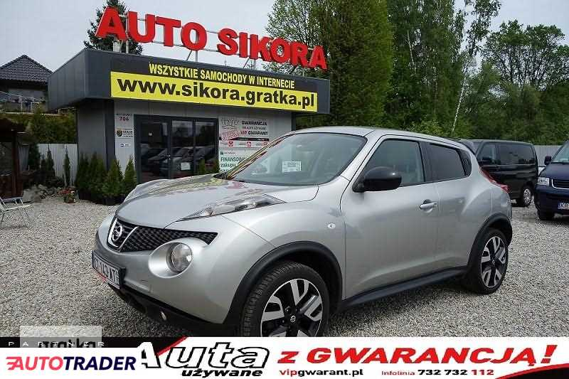 Nissan Juke 2013 1.5 110 KM