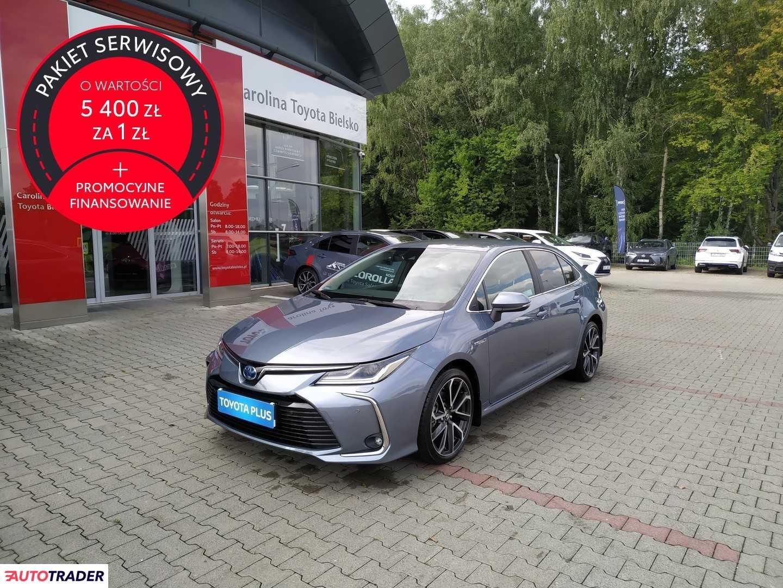 Toyota Corolla 2019 1.8 98 KM