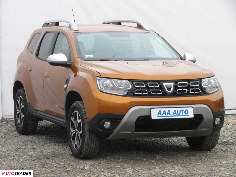 Dacia Duster 2019 1.6 112 KM
