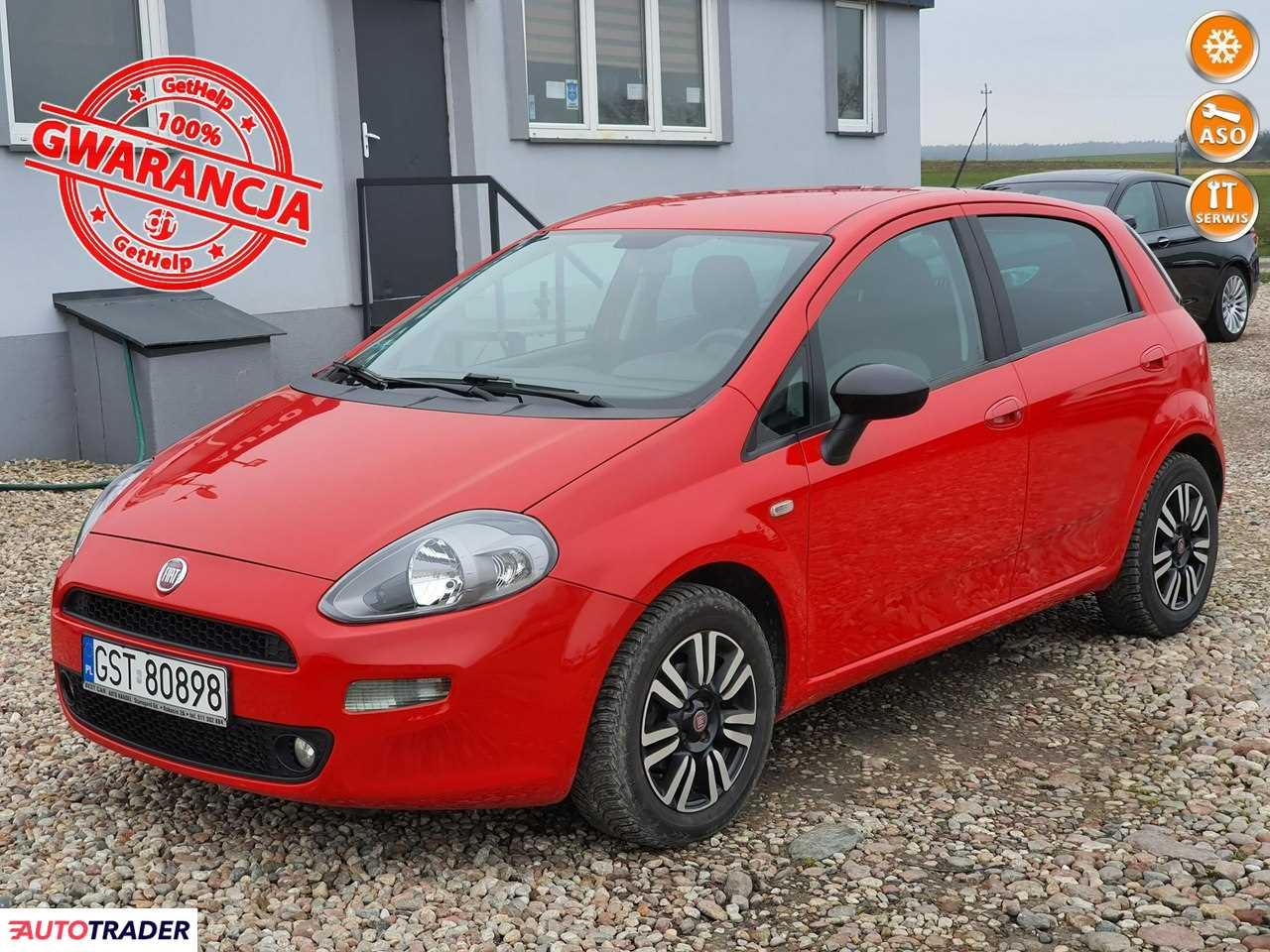 Fiat Punto 2012 0.9 95 KM