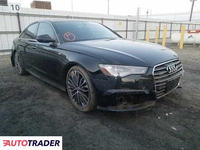 Audi A6 2017 2