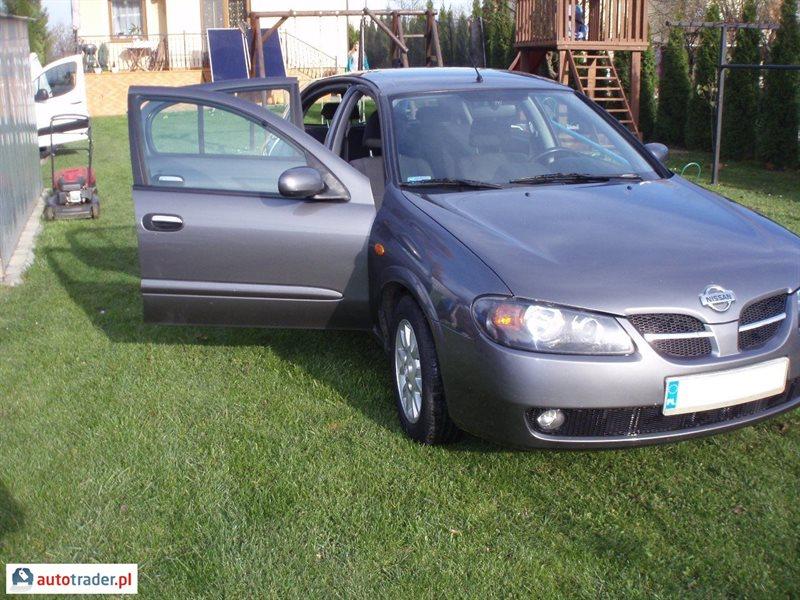 Nissan Almera 2005 1.5 82 KM