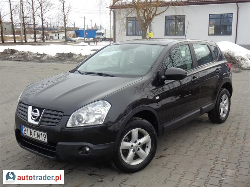 nissan qashqai 2008 r diesel 150 km 2008r apy. Black Bedroom Furniture Sets. Home Design Ideas