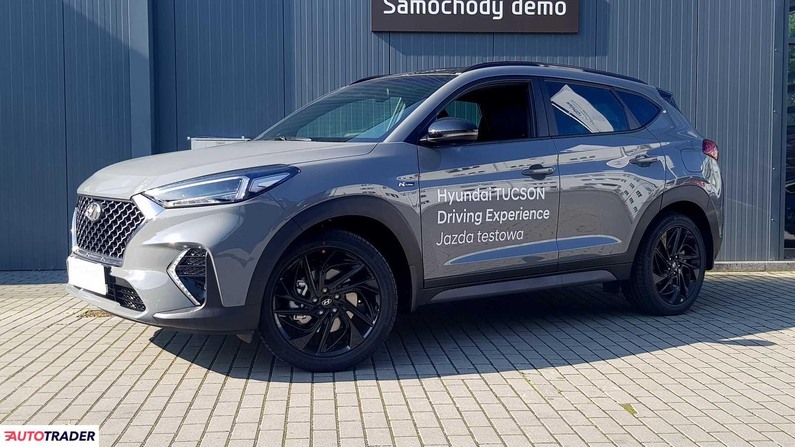 Hyundai Tucson 2020 1.6 177 KM