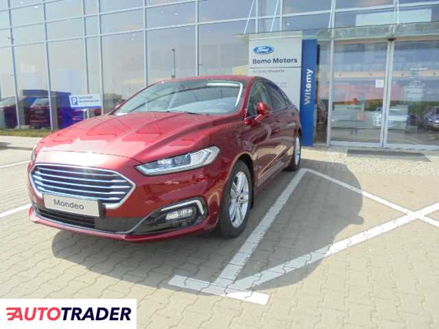 Ford Mondeo 2019 1.5 165 KM