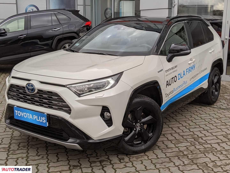 Toyota RAV 4 2018 2.5 177 KM