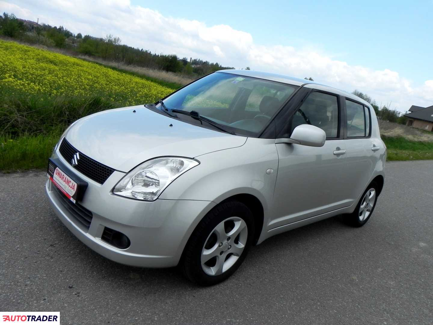 Suzuki Swift 2006 1.3