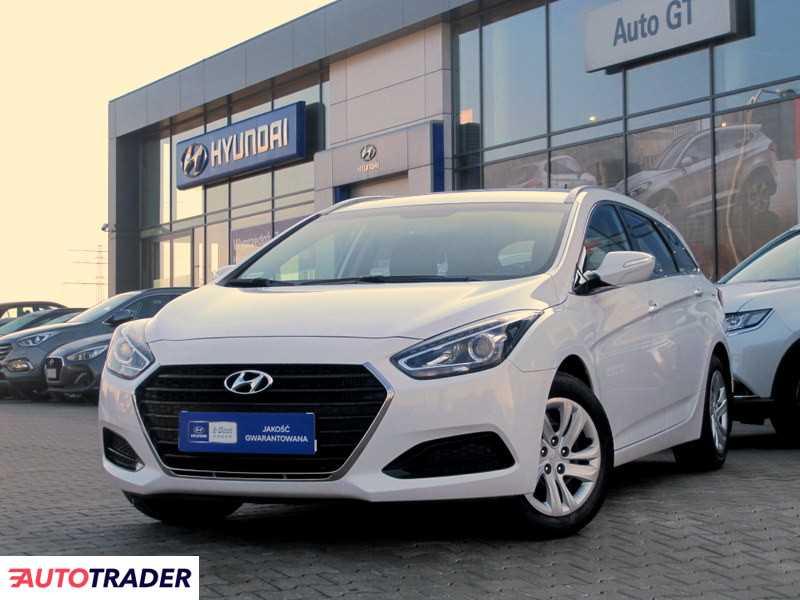 Hyundai i40 2016 1.7 115 KM