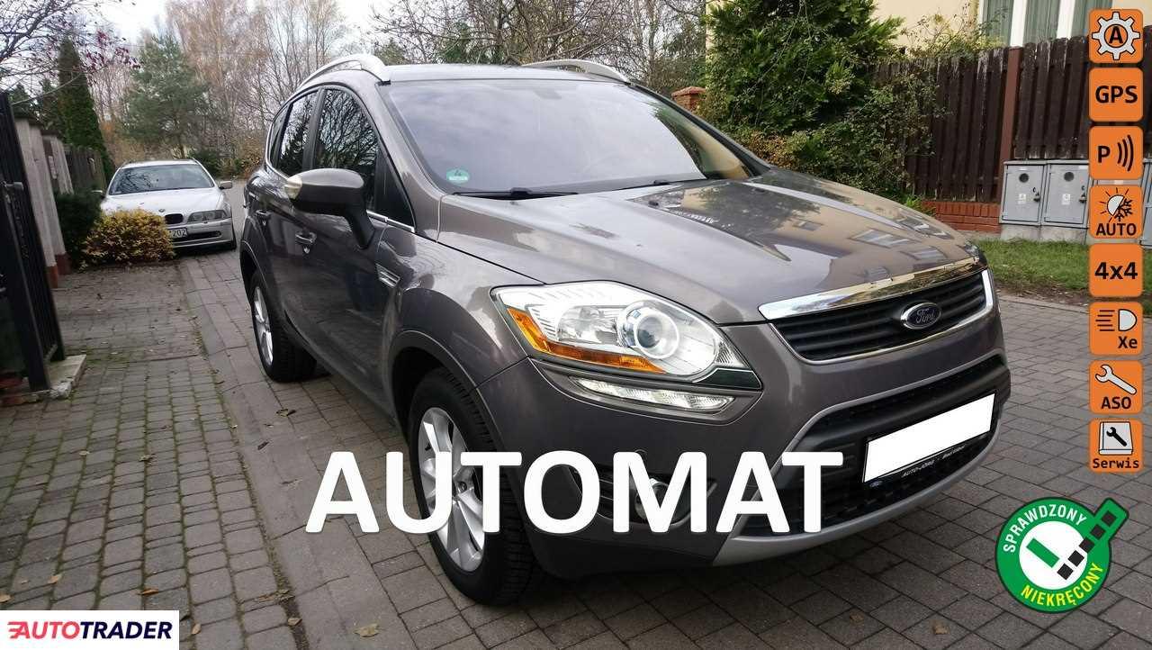 Ford Kuga 2012 2.0 163 KM