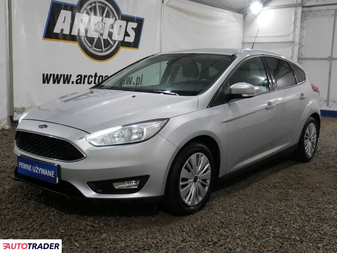 Ford Focus 2016 1.5 150 KM