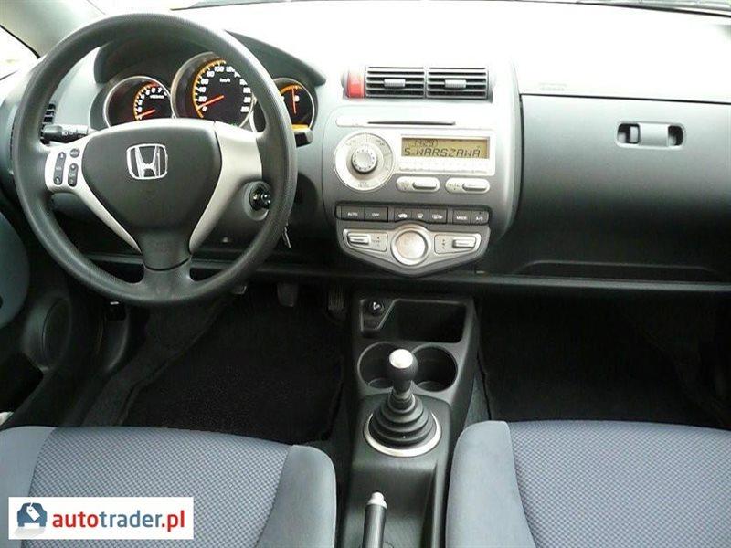 Honda Jazz 2006 hatchback 1.4 83 KM
