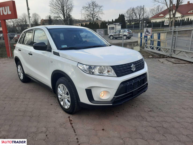 Suzuki Vitara 2019 1.0 117 KM