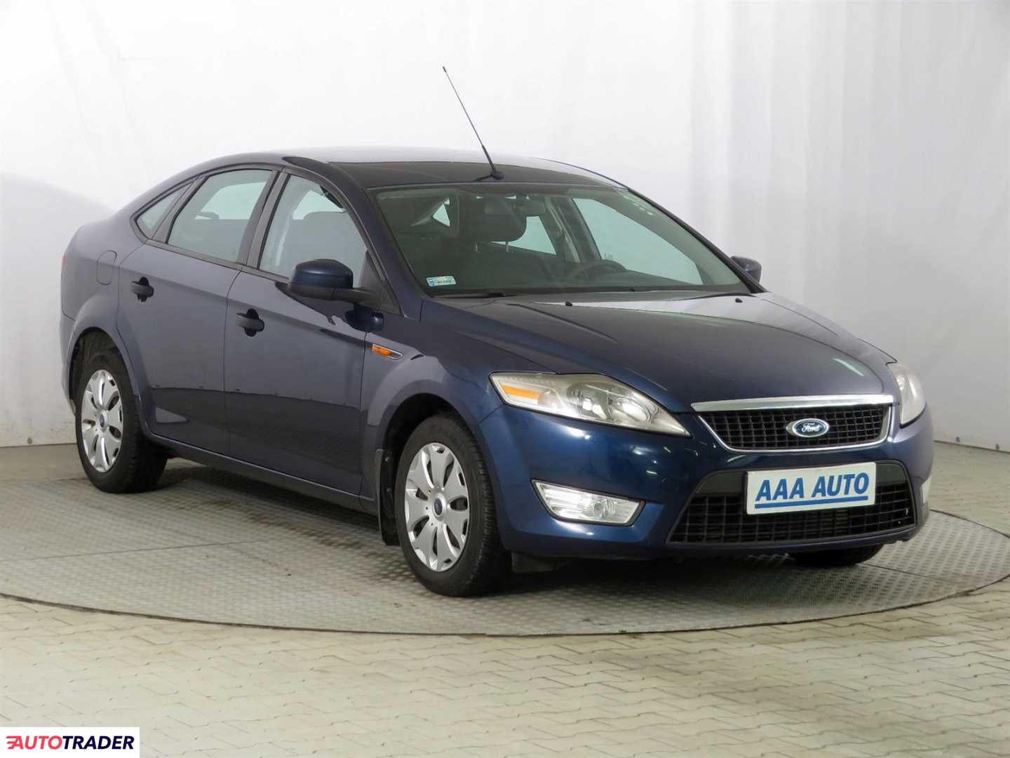 Ford Mondeo 2010 1.8 123 KM
