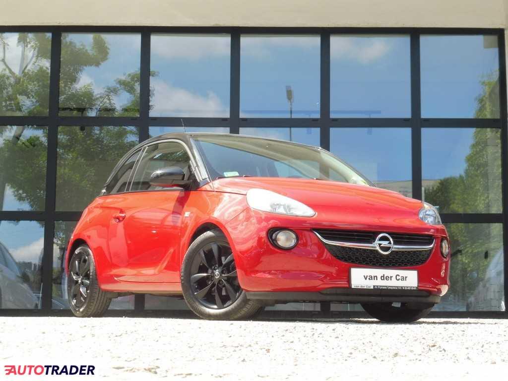 Opel Adam 2015 1.2 70 KM