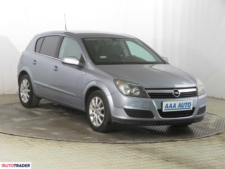 Opel Astra 2004 1.6 103 KM