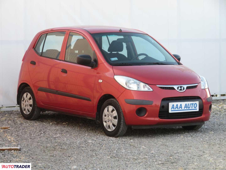 Hyundai i10 2008 1.0 65 KM