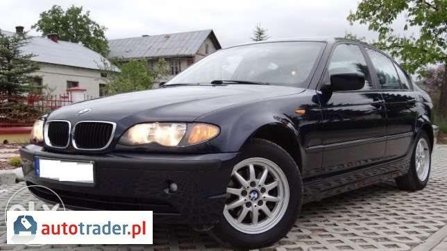 BMW 318 2003 2 116 KM