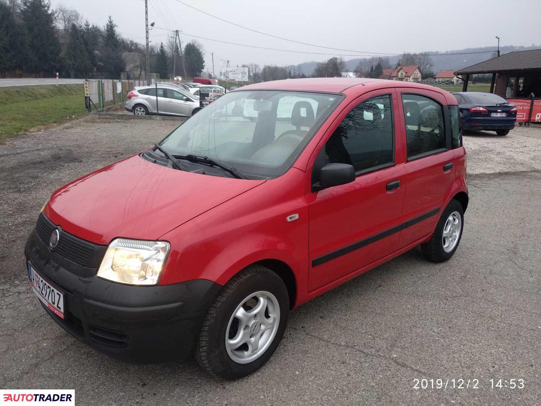 Fiat Panda 2009 1.1 55 KM