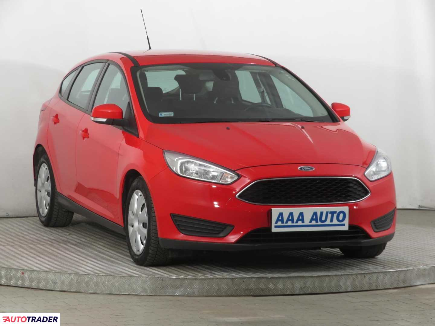 Ford Focus 2016 1.5 93 KM