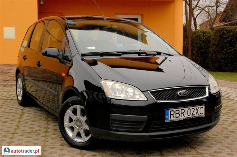 Ford C-MAX 2004 hatchback 1.6 110 KM
