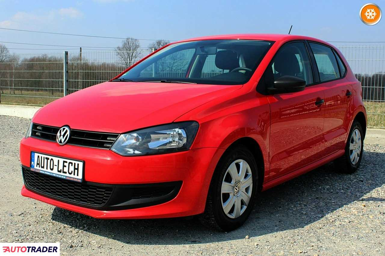 Volkswagen Polo 2009 1.2 60 KM