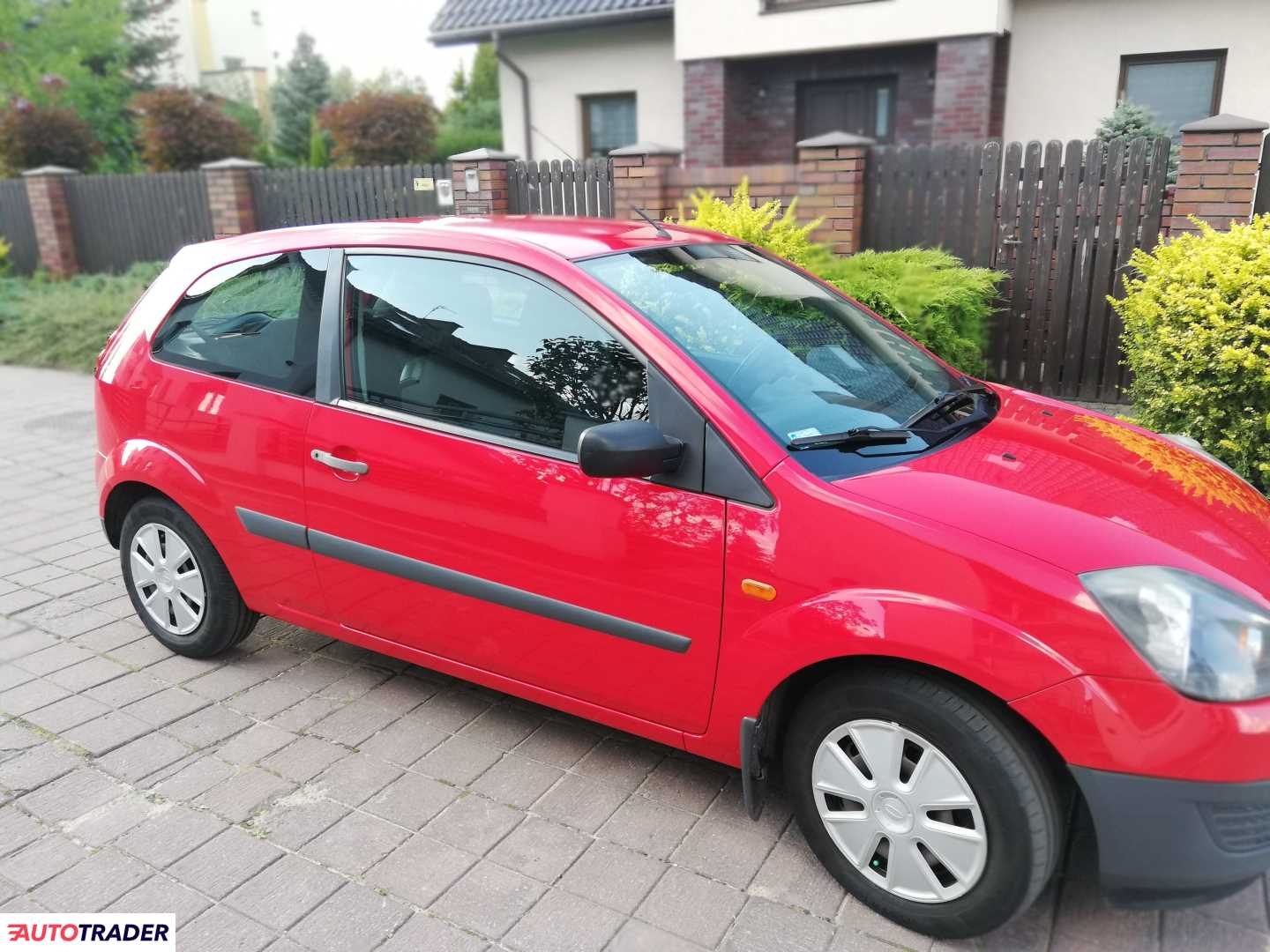 Ford 2007 1.3 70 KM