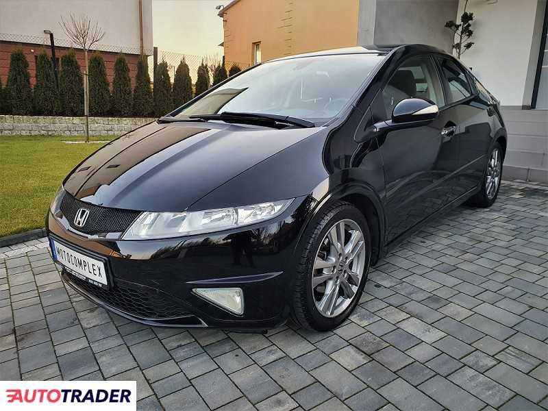 Honda Civic 2010 1.8 140 KM