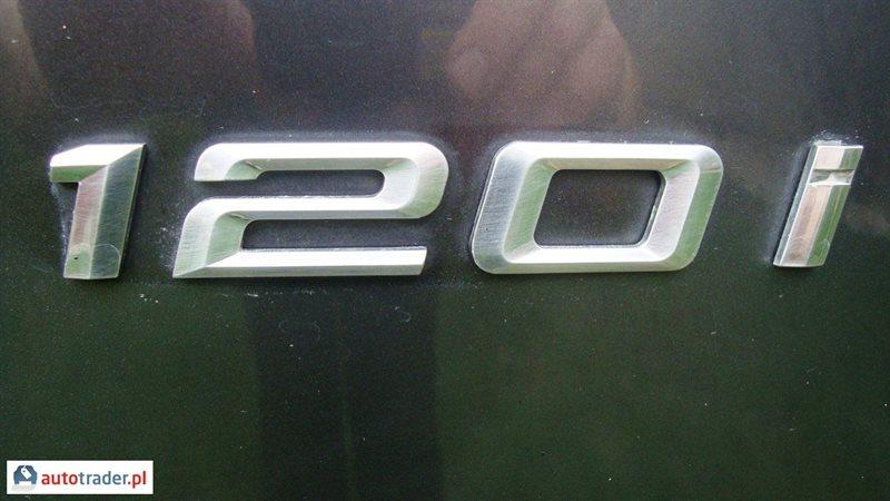 BMW 120 2004 hatchback 2.0 150 KM