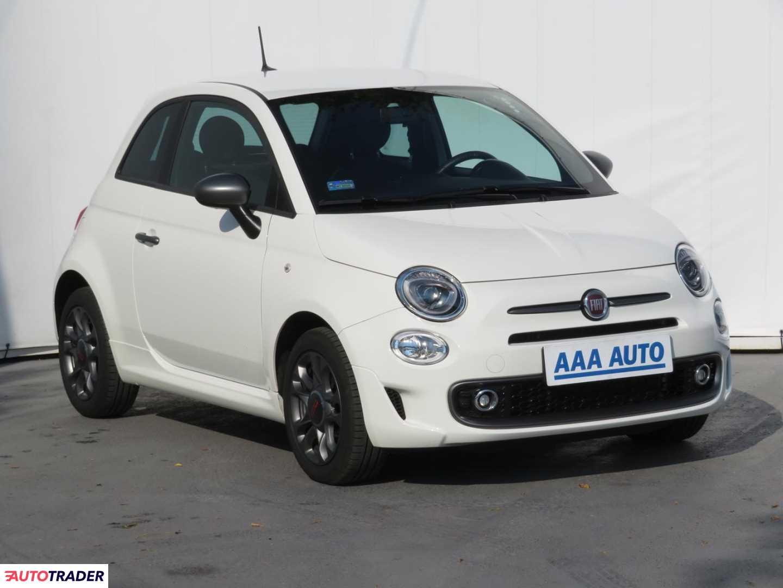 Fiat 500 2019 1.2 68 KM