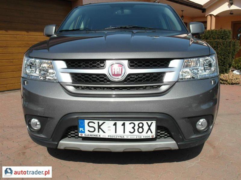Galeria Fiat Freemont 2 0 2011 R 2 0 Diesel 170 Km 2011r