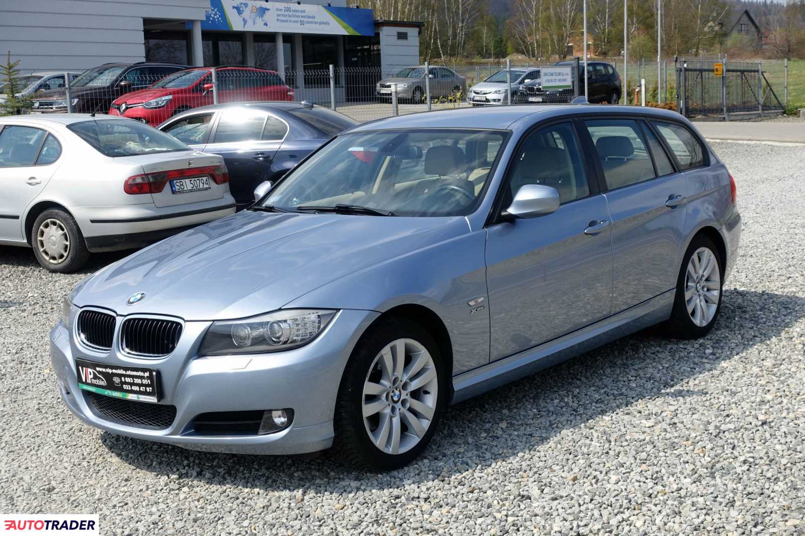 BMW 320 2011 2.0 184 KM