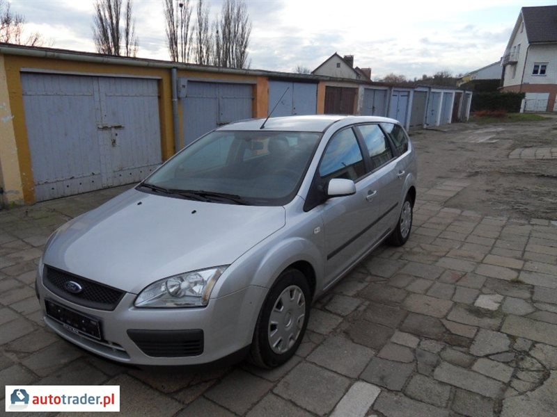 Ford Focus 2006 1.6 109 KM