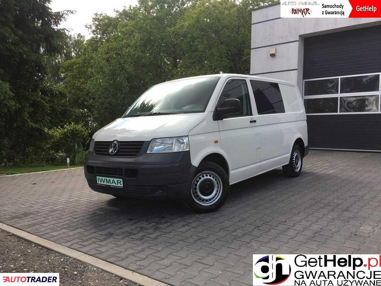 Volkswagen Transporter 2004 1.9