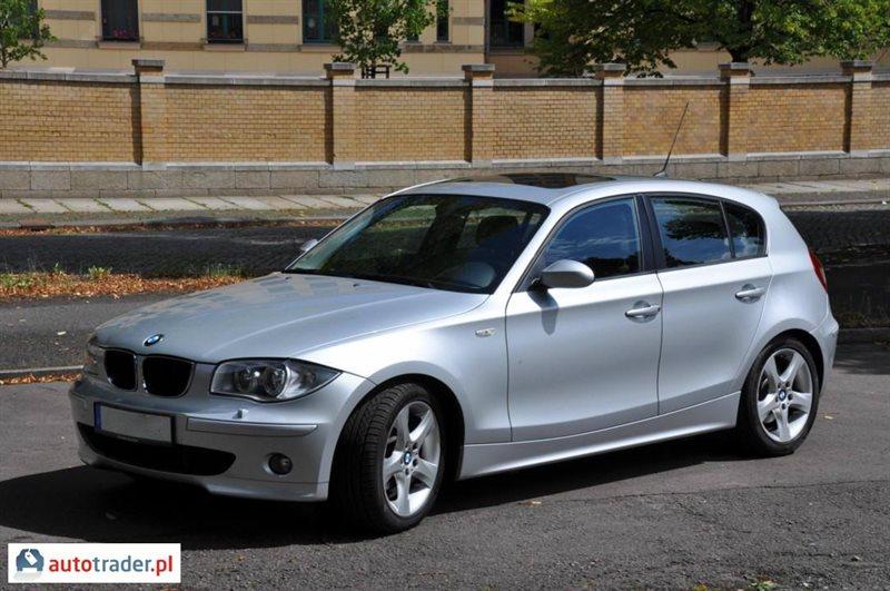 BMW 120 2005 hatchback 2.0 163 KM