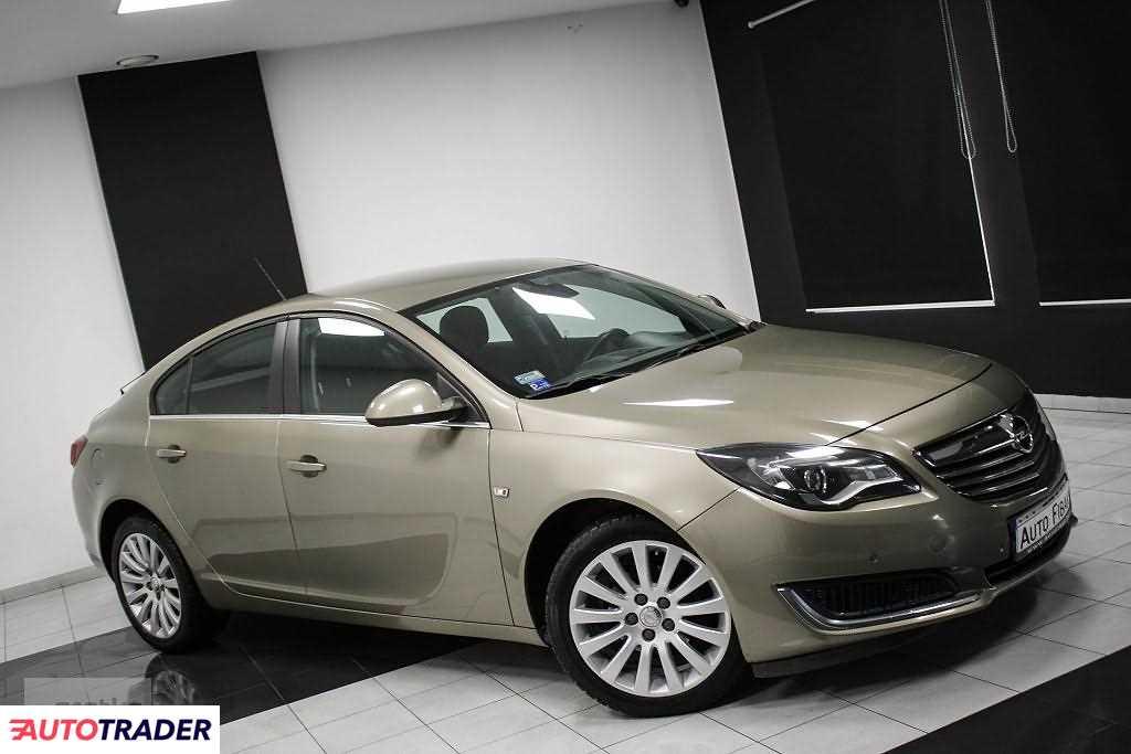 Opel Insignia 2013 2 131 KM
