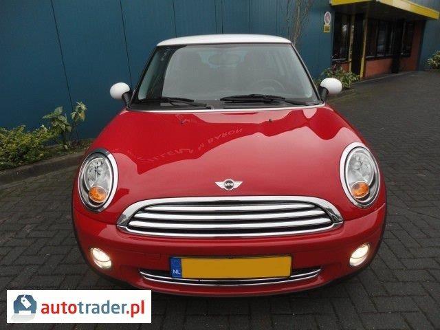 Mini Cooper 2008 1.6 110 KM