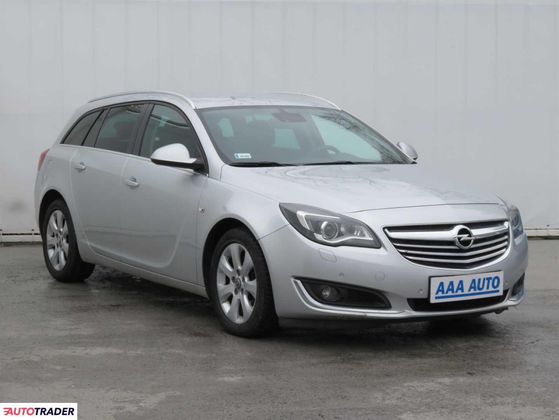 Opel Insignia 2014 2.0 160 KM
