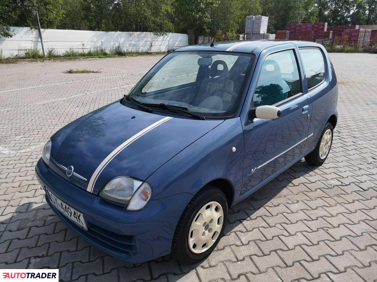 Fiat Seicento 2006 1.1 40 KM